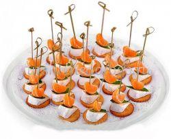 Крекеры с сыром Камамбер, 20 шт