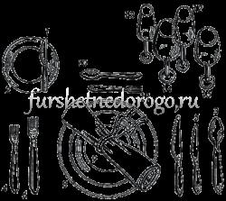 Аренда (стекло, скатерти, посуда)