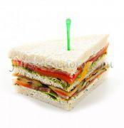 Снэк сандвич вегетарианский