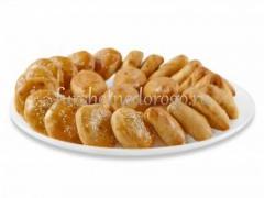 Мини-пирожки с картофелем и грибами, 15 шт.